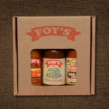 Foy's & Pop's Gift Box