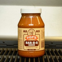 Pop's Mild Bar-B-Q Sauce - 32oz