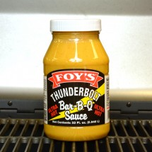 Thunderbold Ultra Hot BBQ Sauce